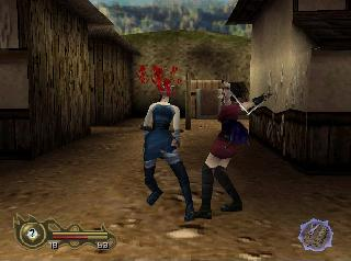 Screenshot Thumbnail / Media File 1 for Tenchu 2 - Birth of the Stealth Assassins [U]